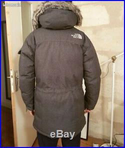 The North Face Mcmurdo Gris Fonce Taille XL Neuf Sans Etiquettes