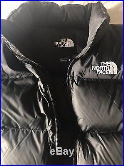 The North Face Men's 1996 Retro Nuptse Down Jacket Black Size L