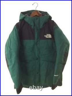 The North Face Mountain Bas M Gore Tex Grn Nd91837 Vert Goatex Veste