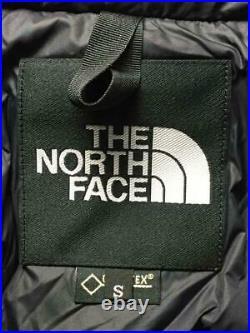 The North Face Mountain Bas S Gore Tex Nd91837 Noir Goatex Veste