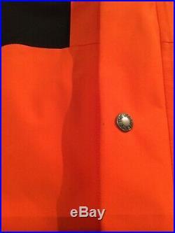 The North Face Mountain Jacket XXL Persian Orange Tnf Gore Tex As New
