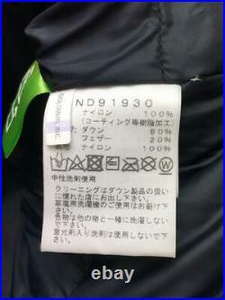 The North Face Mountain M Nylon Nd91930 Nylon Noir Veste Mode De Japon