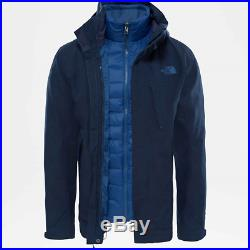The North Face Mountain Triclimate RUBY CLUB BLEU