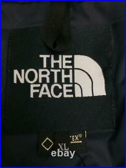 The North Face Mountain XL Nylon Khk Nd91737 Kaki Nylon Veste De Japon