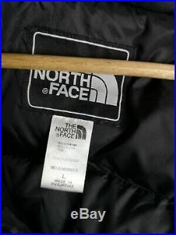 The North Face Nuptse 900 Ltd vintage