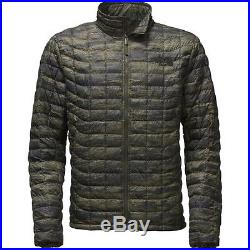 The North Face Pour homme THERMOBALL Veste Isotherme Roisin Vert Glamo imprimé