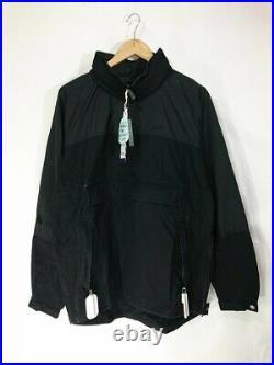 The North Face Purple Label Indigo Montagne Vent Pull M Coton Np2008N S1502