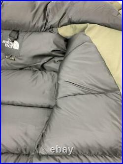 The North Face S Nylon Kaki Nd92032 Kaki Nylon Veste Mode De Japon