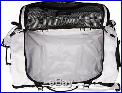 The North Face Sac à Dos 50l BC Polochon S Nm81815 Blanches Noires Neuf