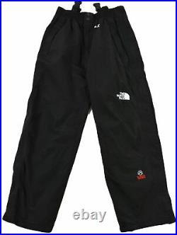 The North Face Ski Snowboard Hommes Sport Pantalon Noir Gore Tex Sommet Série L