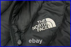 The North Face Sommet Séries Bas 800 Veste Imperméable Noir Femmes Taille M