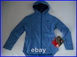 The North Face Stellaire Bleu Apex Flexible Gore-Tex Veste Capuche Femmes M Neuf