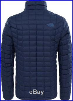 The North Face TNF ThermoBall FZ Homme Veste Doudoune Chaude d'Hiver T9382CXYN