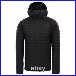 The North Face ThermoBall Pro Hoodie Tnf Black Matte NF0A3RX9XYM1/