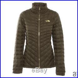 The North Face Thermoball Fz Jacket W Veste Sportive Femme T93brl21l