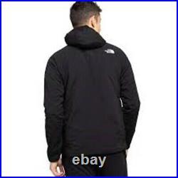 The North Face Ventrix Hooded Jacket Waterproof Black NF0A3VSLJK3 Size XL XXL