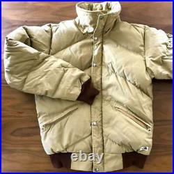 The North Face Veste Doudoune Rare Vintage 80S Thé Étiquette TAILLE S