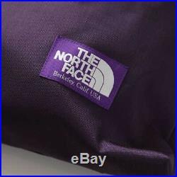 The North Face Violet Étiquette Nn7754n Sac à Bandoulière Marine Foncé
