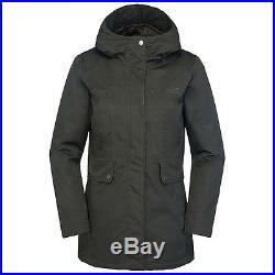 The North Face Winter Solstice Jacket Damen Winterjacke graphite grey