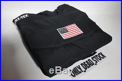 The North Face X Supreme Expedition Pullover Black XL Trans Antartica Jacket
