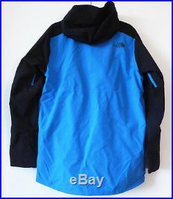 The North Face pour Homme Powderflo Gore-Tex Ski Veste Snowboard Hyper Bleu M