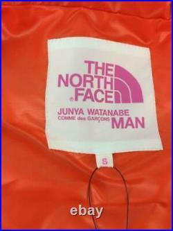 The North Face sur Tout Scan S Nylon Jaune Étiquette TAILLE S Gilet 3107 Japon