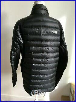 The North Face veste noire Polartec Pertex quantum taille XL TBE
