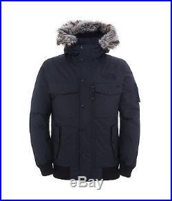 The Northface North Face Gotham Parka Jacket Coat Black Small S RRP £300