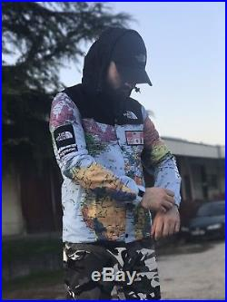 The north face X supreme Jacket Expedition Size M