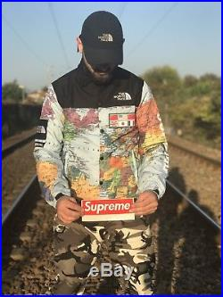 The north face X supreme Jacket Expedition Size s