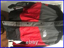 The north face pack blouson + chaussures