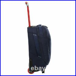 Valise The North Face Overhead 19 Blue / White