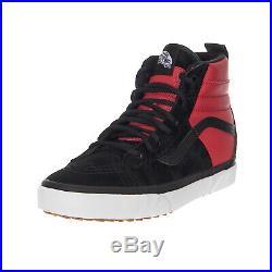 Vans Baskets Sk8-Hi 46 MTE Dx (MTE) X The North Face / Black Red Noir