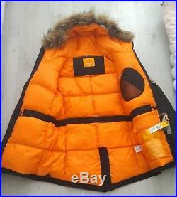 Veste Manteau Homme jacket Cintamani Homme ingþór North face canada goose NEUVE