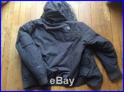 Veste Parka The North Face Gotham Grise-Taille M-Duvet d'oie 550 certifié RDS