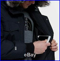 Veste Parka The North Face Gotham Noir-Taille M-Duvet d'oie 550 certifié RDS