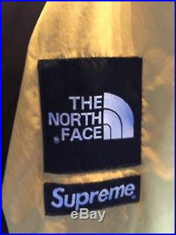 Veste SUPREME X THE NORTH FACE