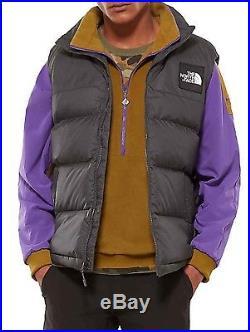 Veste avec doublure The North Face gilet 1992 nuptse gilet duvet gris