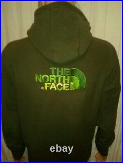 Veste polaire the north face vert kaki homme taille L