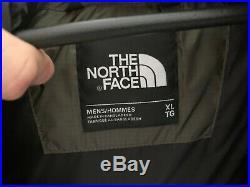 Veste the north face gore windstopper taille XL