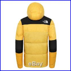 Vêtement Blousons The North Face homme Himalayan Light Down taille Jaune Nylon