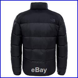 Vêtement Blousons The North Face homme M Nuptse III Jacket taille Noir