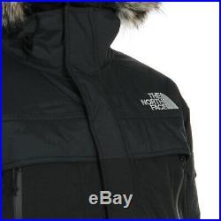 Vêtement Blousons The North Face homme Mc Murdo 2 taille Noir Nylon Fermeture