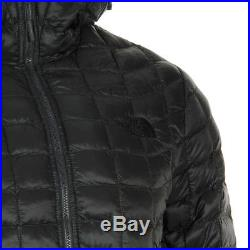 Vêtement Blousons The North Face homme ThermoBall Hoodie taille Noir Nylon