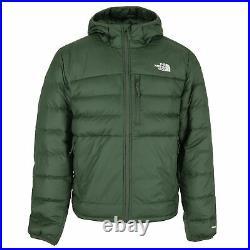 Vêtement Doudounes The North Face homme Aconcagua 2 Hoodie taille Vert olive