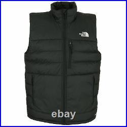 Vêtement Doudounes The North Face homme Aconcagua 2 Vest taille Noir Polyester